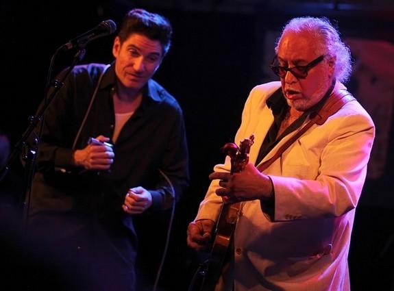 Bob Corritore und Bob Margolin