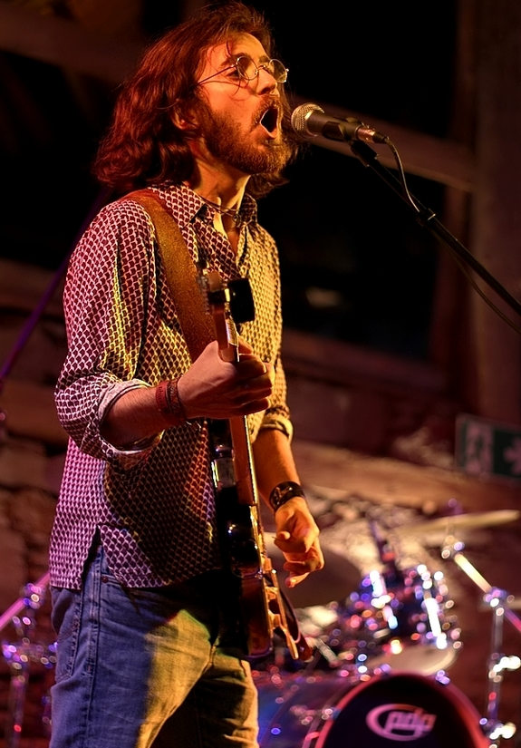 Franky Dickens Band beim Blues und Rockfestival Altzella / Nossen