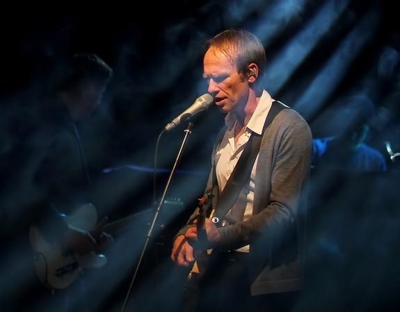 Nobert Leisegang - Frontmann und Sänger von Keimzeit