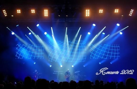 Live Konzerte 2012 (Foto: City in Chemnitz)