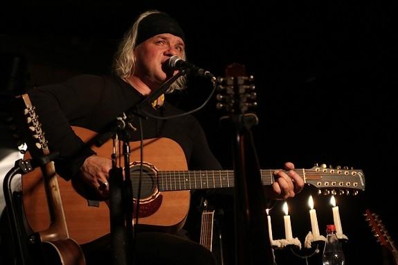 """Eric Fish Live in der """"Alten Brauerei""""  Annaberg"""