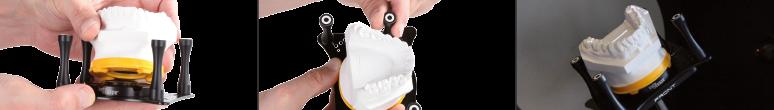 トーシンデンタル ジルコンザーン CAD/CAM イージーフィックス モデルポジションデテクター