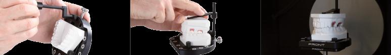 トーシンデンタル ジルコンザーン CAD/CAM イージーフィックス モデルフィクシングピン