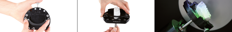 トーシンデンタル ジルコンザーン CAD/CAM イージーフィックス クランプリングクルー