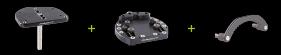 トーシンデンタル ジルコンザーン CAD/CAM イージーフィックス