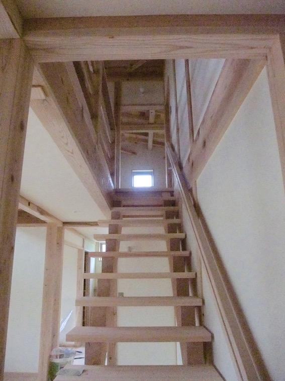 20140531 手づくり階段