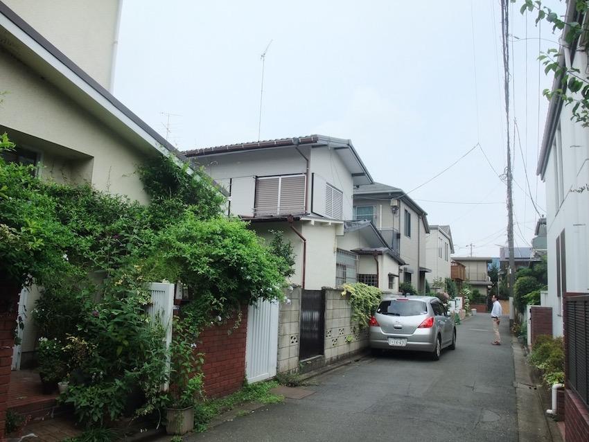 2013.06.25 既存建物・現地調査