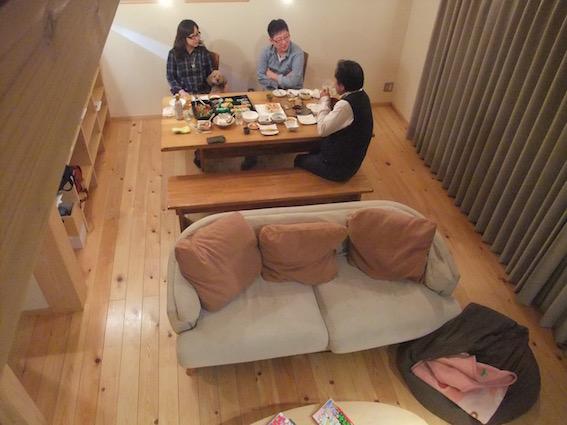 20150328 お食事会。ご馳走様でした!!