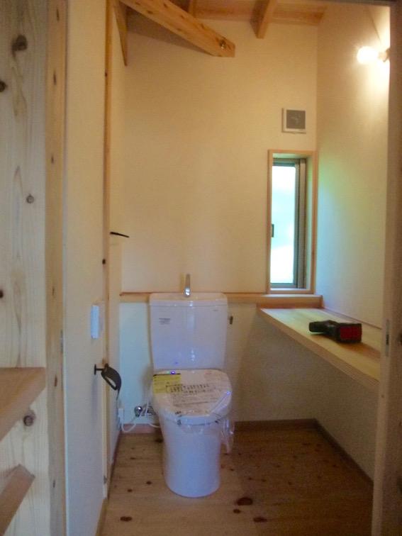 20140729 トイレにも鉄のしごと。