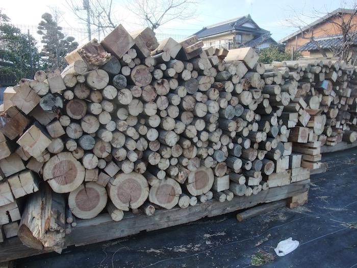 2016.02.16 残材は薪に利用.