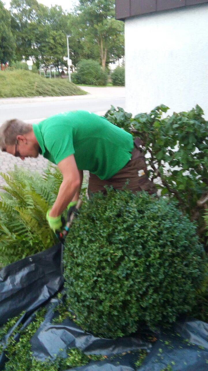 Unser Team Kays Gartenpflege Spaichingen