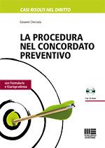La procedura nel concordato preventivo