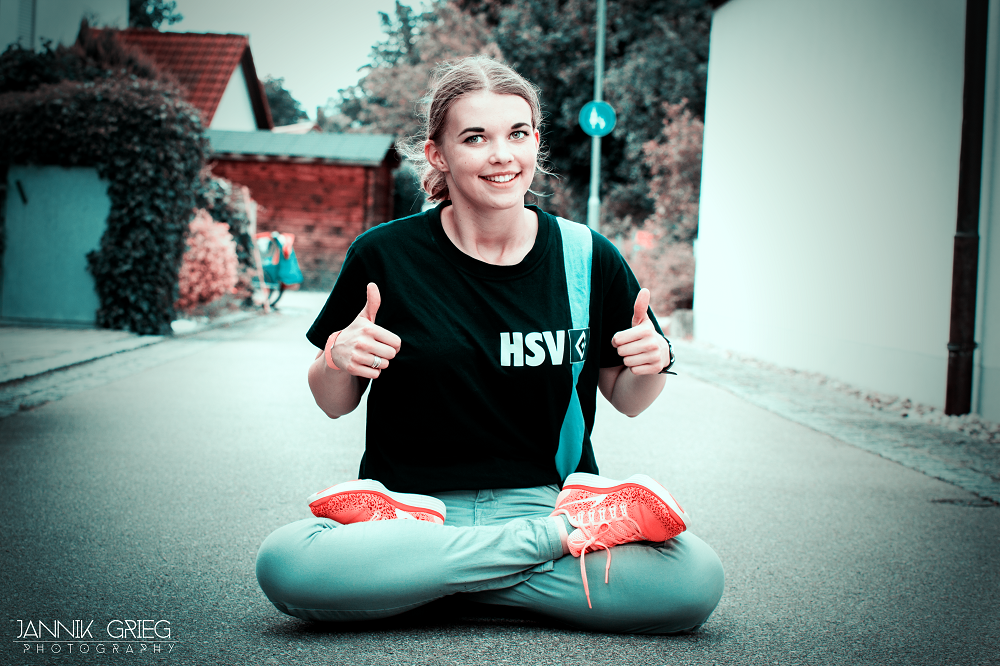 +++ HSV-Shooting mit Linda +++