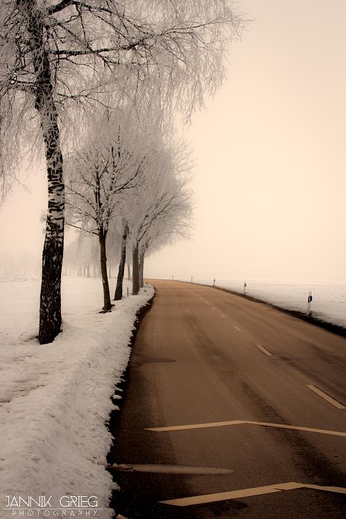 +++ Straße ins Nichts +++