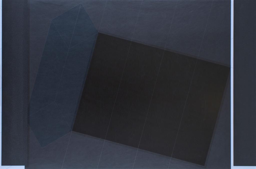 Oblique Projection - 100 x 150 cm