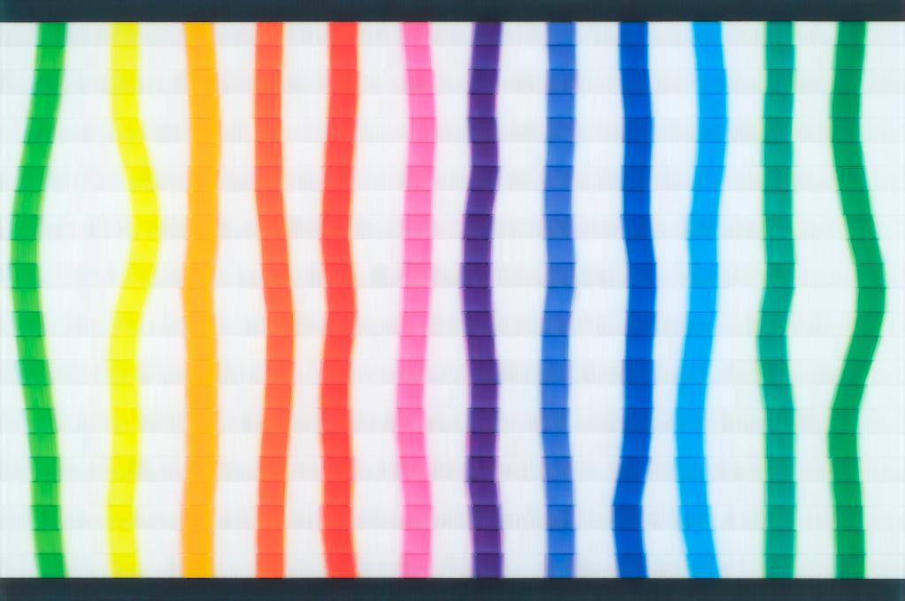 Felt-tipped Pens - 50 x 75 cm