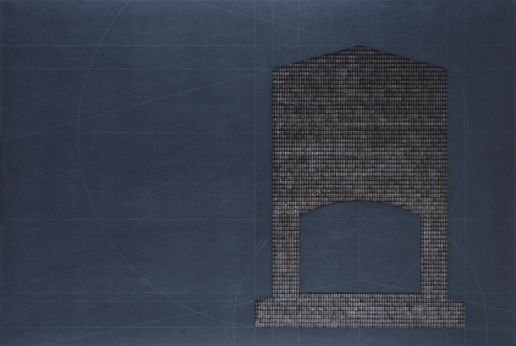 Proscenium - 100 x 150 cm