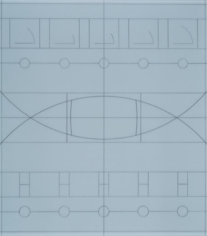 Control Panel - 48 x 42 cm