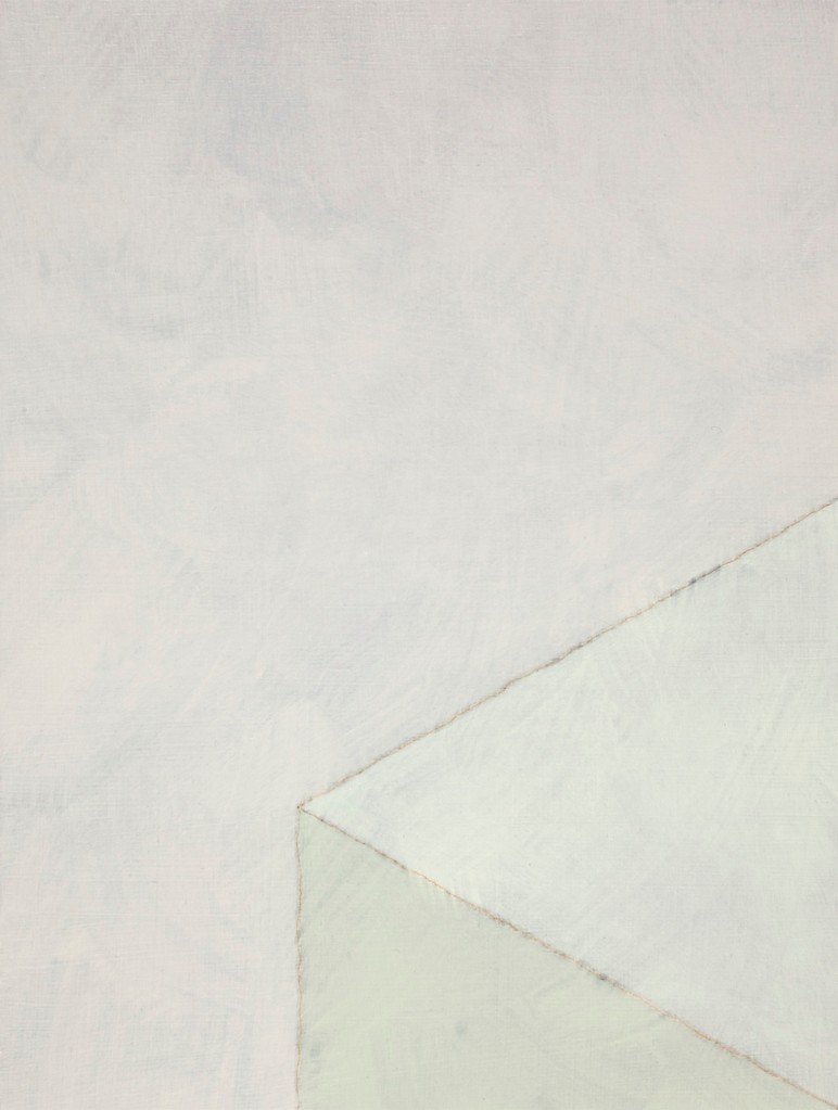 Corner 2 - 20 x 15 cm - acrylic on wood panel