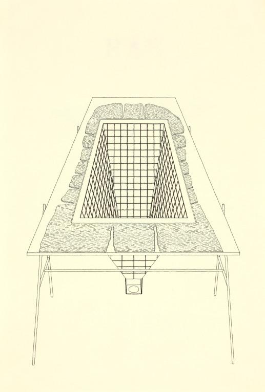 Table - 29.6 x 20 cm