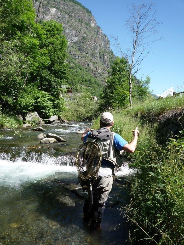 Marmore creek