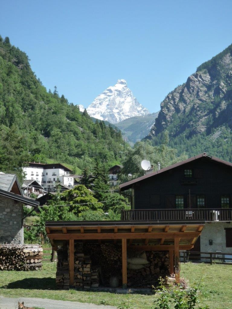 Cervino mountain