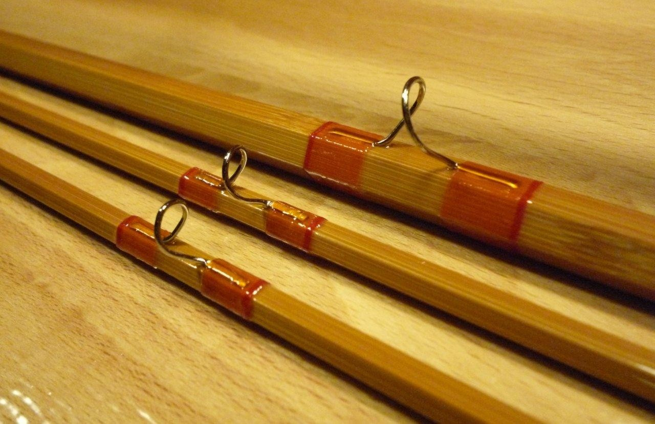 The screaming flame 11 39 0 39 39 7 3pcs spey rod tapered for Fishing rod ferrules