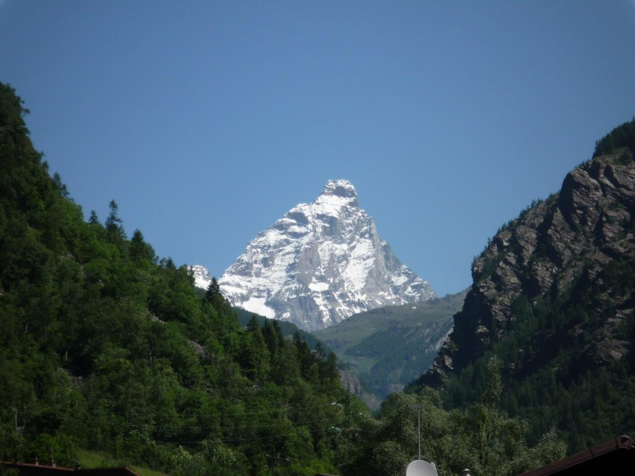 Cervino mountain