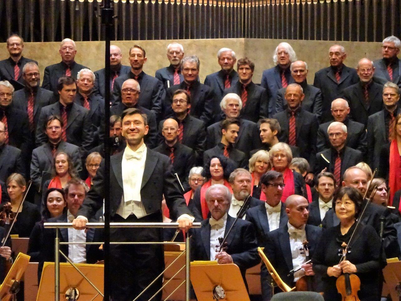 2018 Elias von Mendelssohn Bartholdy mit Michael Konstantin