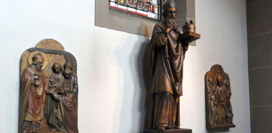Der heilige Nikolaus - Legenden über sein Leben