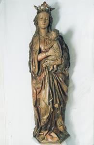 Pieta - Madonna mit dem Jesuskind