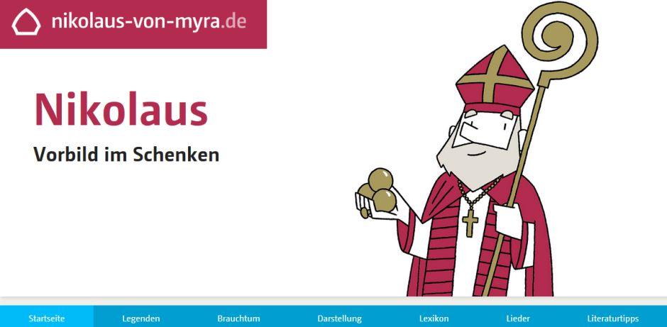 © Screenshot von http://nikolaus-von-myra.de/de/
