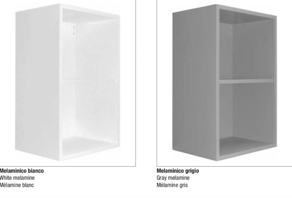mlamin blanc 18mm free doors in melamine classic white sheen and new barron alder sheen bench. Black Bedroom Furniture Sets. Home Design Ideas