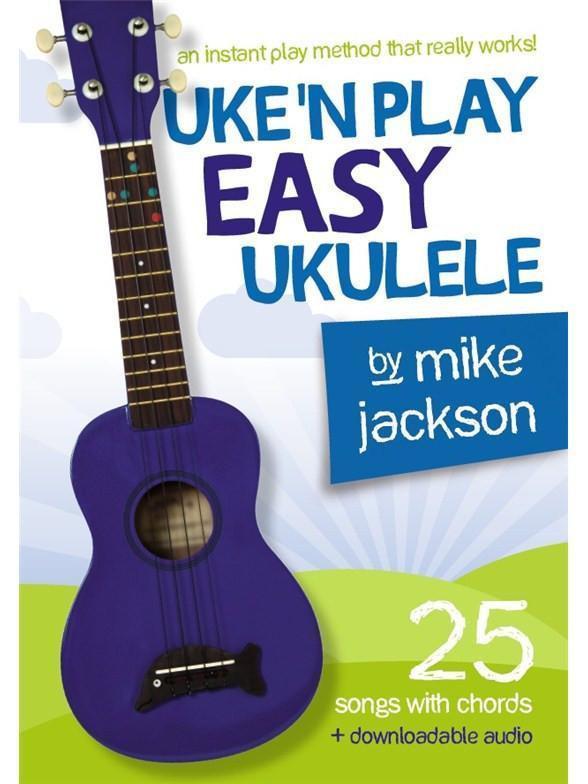 Ukulele Books Many Items In Store Yamaha Music Mackay