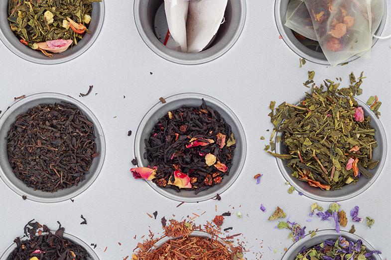 Variedades de té