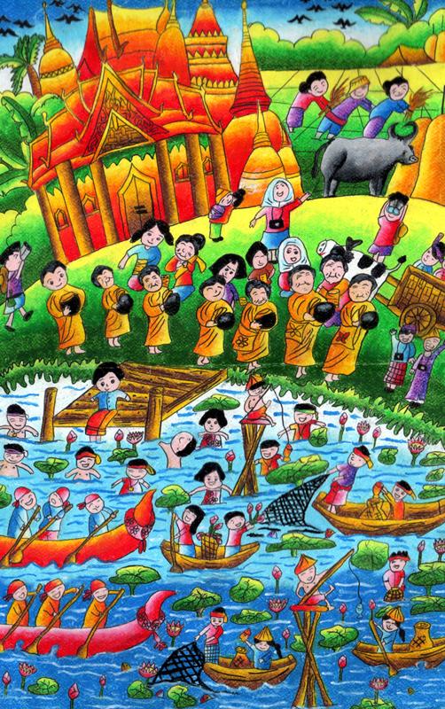 Krisana Ritisen (Thailand)
