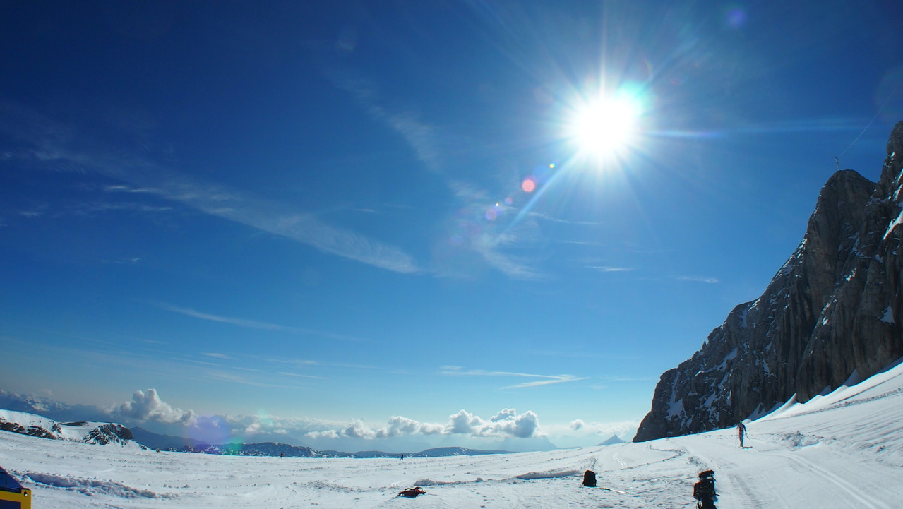 Ramsau Glacier