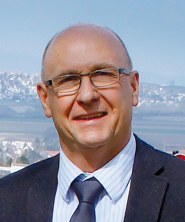 Portrait Dieter Kuhl. Foto: Dieter Kuhl.