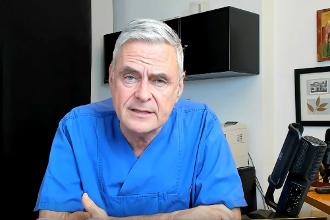 Prof. Uwe Janssens. Foto: DIVI
