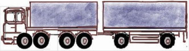Ein Lastzug mit einer Lagekapazität von 7 Tonnen wäre erforderlich um die gesammelten Ausscheidungen eines Menschen transportieren zu können, der selbst nur 50-120 Kilo wiegt. Dies entspricht von der Größenordnung her etwa hundert mal seinem Eigengewicht.