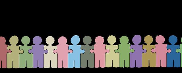 personenkette Pixabay
