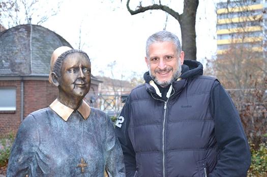 Herr Peter Bahr, Teamleiter im Bodelschwingh Zentrum. Foto: Stiftung kreuznacher diakonie