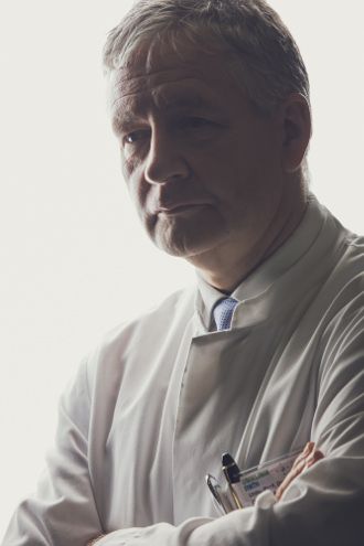 DIVI-Präsident Prof. Gernot Marx / Foto: Daniel Carreño