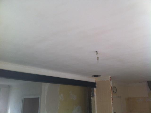 Réno plafond