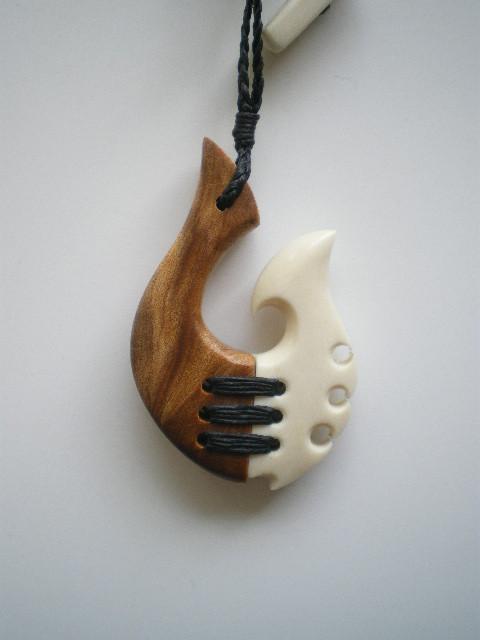 Kauri Root & Bone