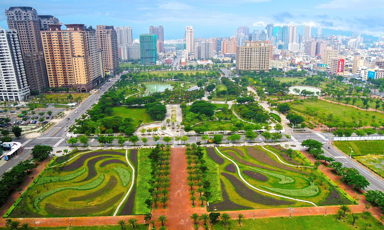 ©Urban Development Bureau, Kaohsiung City Government, Taiwan