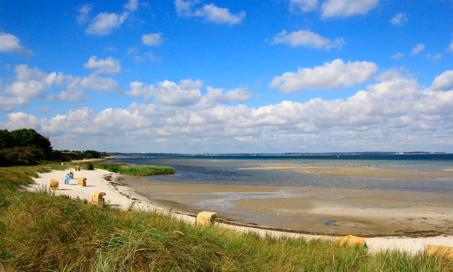 The Baltic Sea in the Kiel Bay area (Laboe) (© Pixabay / 1143330)