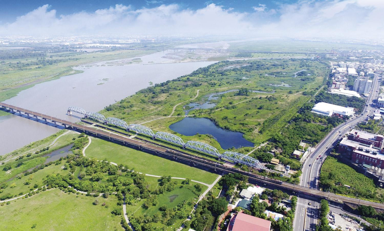 Cieding Wetland Park. (©Urban Development Bureau, Kaohsiung City Government, Taiwan)