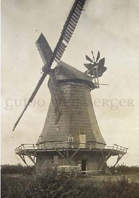 Schenkenberger Mühle um 1910