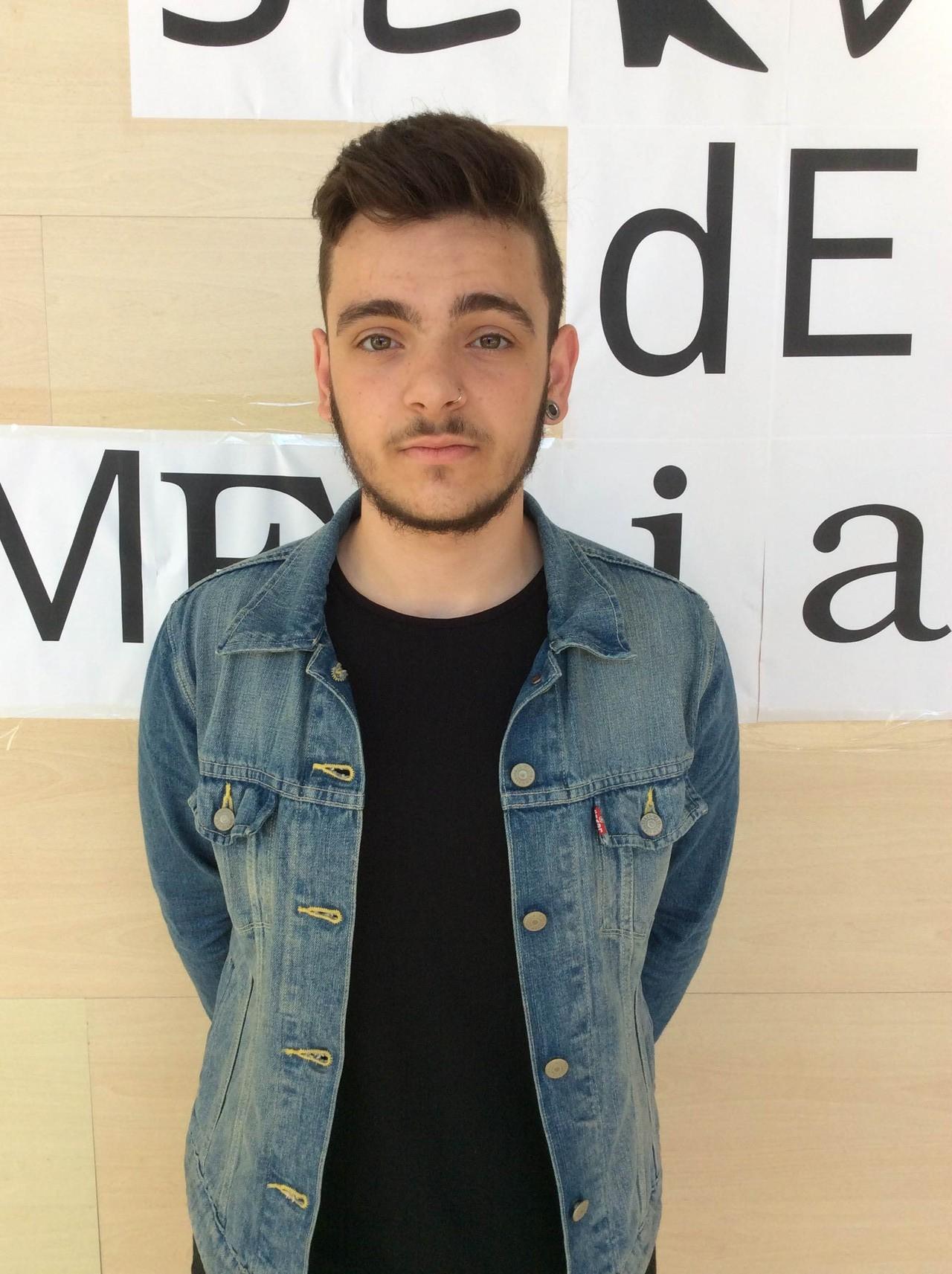 Alumne guanyador: Adrià Fernández